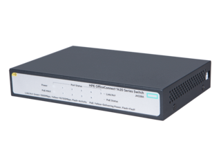 HPE OfficeConnect 1420 5G PoE+(32W)Switch