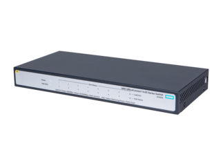 HPE OfficeConnect 1420 8G PoE+(64W)Switch