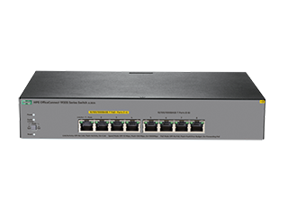 HPE OfficeConnect 1920S 8G PPoE+65W Switch