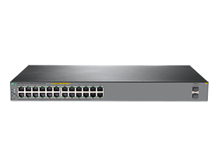 HPE OfficeConnect 1920S 24G 2SFP PoE+370W Switch