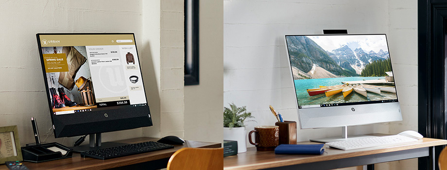 HP Pavilion All-in-One 24-xa