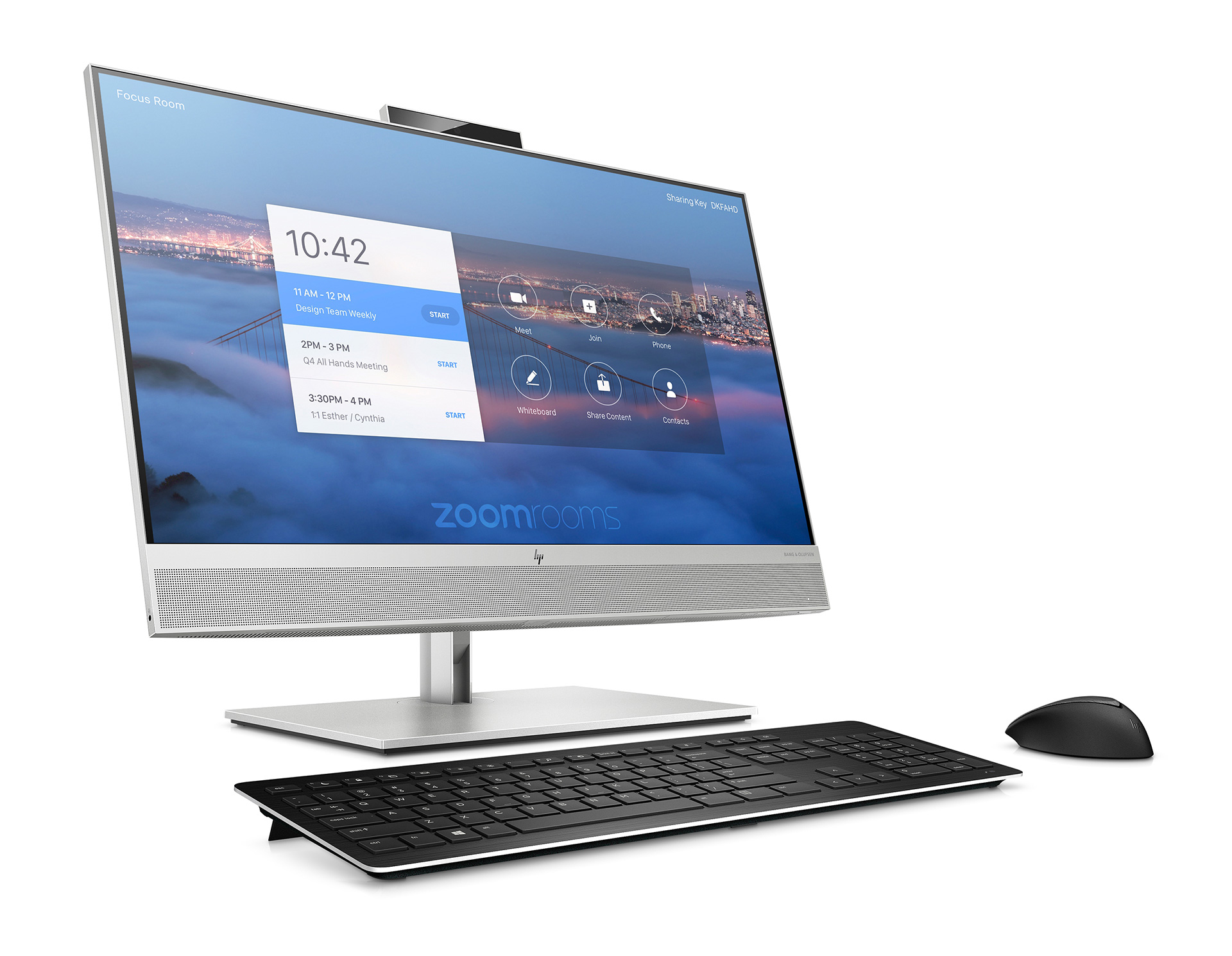 HP EliteOne 800 G6 All-in-One コラボレーション
