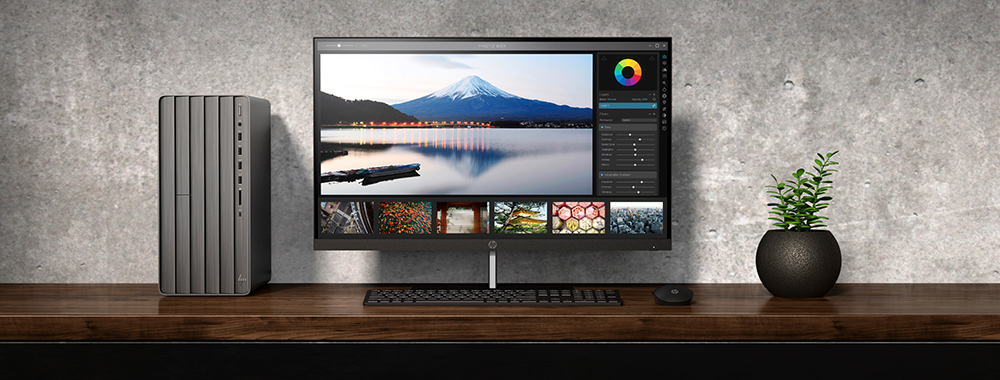 HP ENVY Desktop TE01