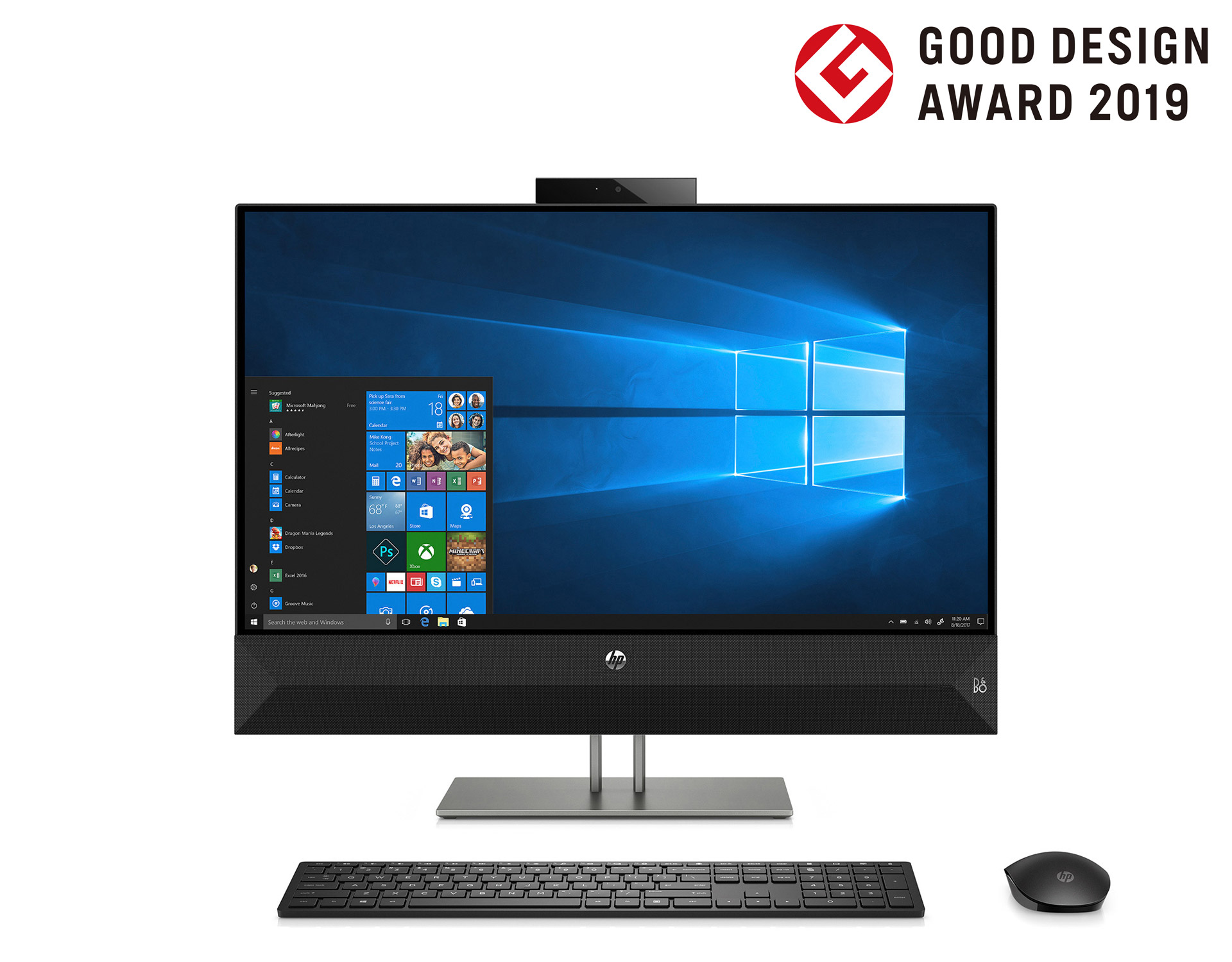 HP Pavilion All-in-One 27-d0001nl