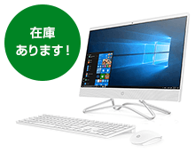 HP All-in-One 22-df(インテル)