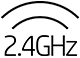 WIRELESS FREEDOM 2.4GHz