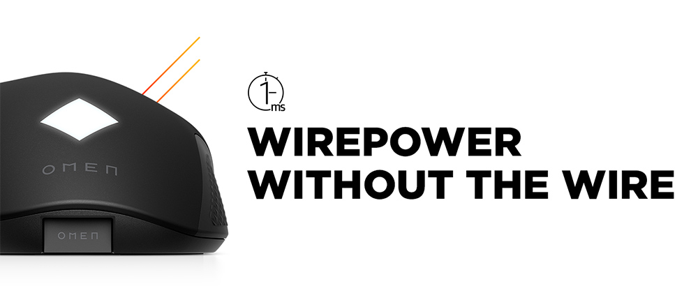 WIREPOWER WITHOUT THE WIRE