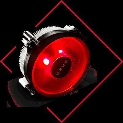 92mm AIR COOLER (RGB)
