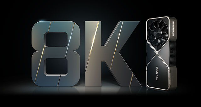 8K HDRゲーム