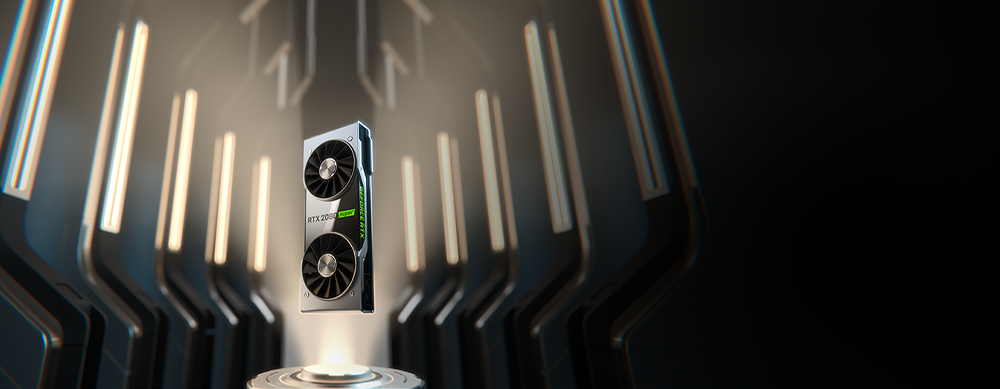 GeForce RTX SUPER