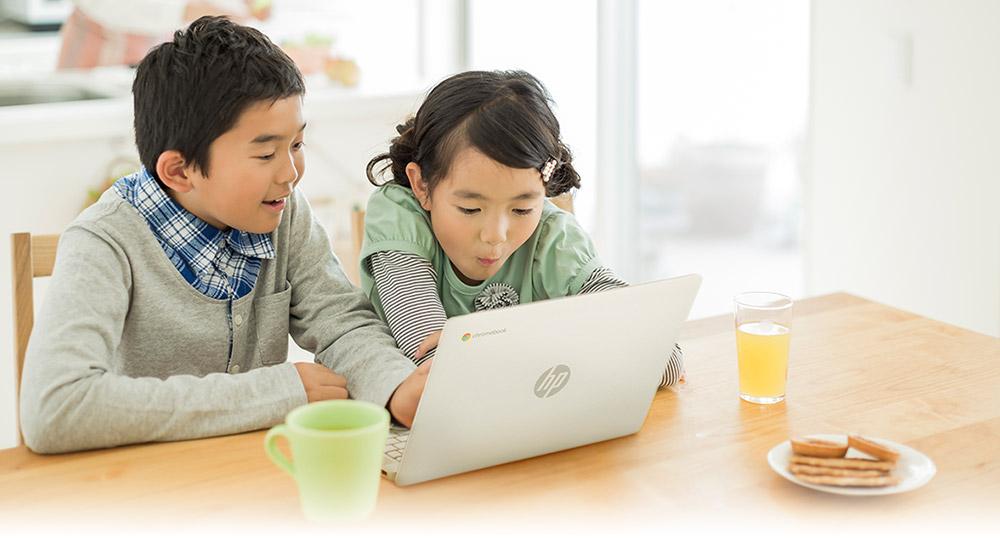子供が使用するアプリやコンピュータの利用時間を管理できます