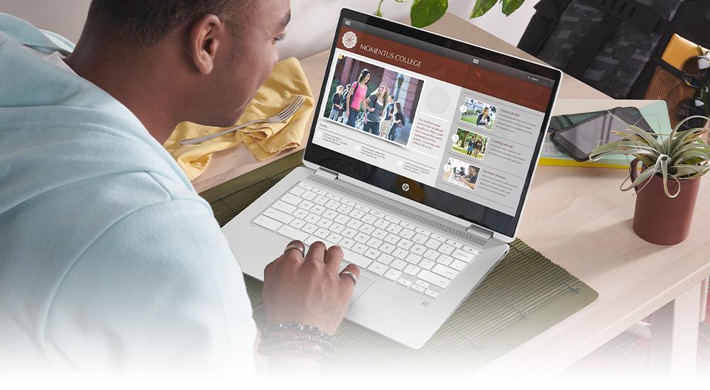 HP Chromebook x360 14b Google Playアプリ