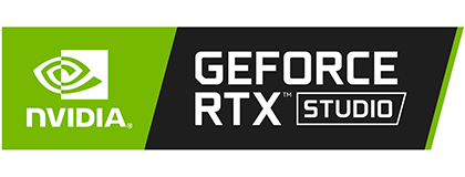 Geforce RTX STUDIO