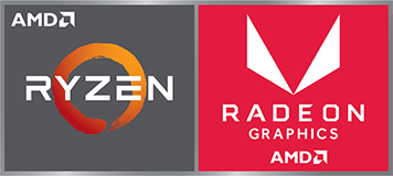 AMD RYZEN / AMD RADEON GRAPHICS