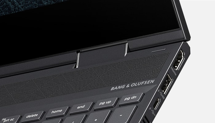 HP ENVY x360 15 Bang & Olufsen