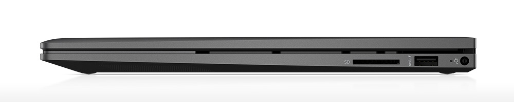 HP ENVY x360 15 右側面