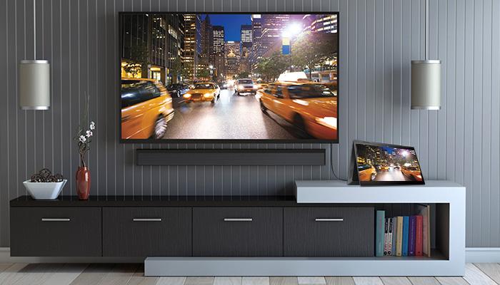 HP ENVY x360 15 大画面モニターと接続