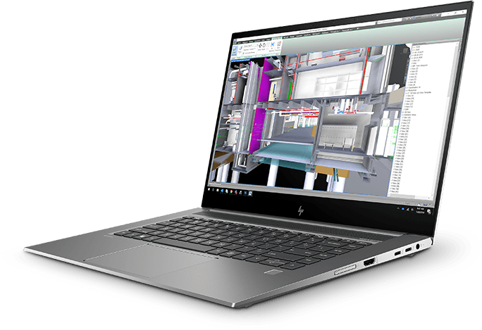 HP ZBook Studio G7 Mobile Workstation